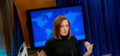 Communicatieteam van Bidens regering bestaat volledig uit vrouwen