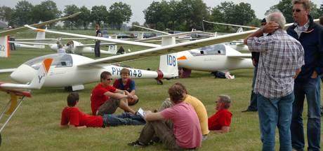 Zweefvliegclub Lemelerveld dupe van routes naar Lelystad Airport