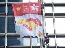 """Le dernier coup du """"Spiderman"""" français n'amuse pas Hong-Kong"""