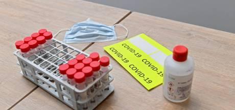Le nombre moyen d'infections au Covid-19 par jour en Belgique de nouveau en hausse