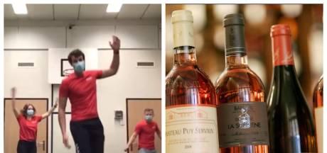 Teststraat voor wijnen in Hengelo en Markeloërs beginnen bijzondere dierenwinkel...voor teckels