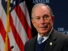 Michael Bloomberg, l'ex-maire de New York, candidat à l'investiture démocrate