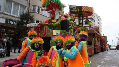 Koude carnavalsstoet brengt toch sfeer