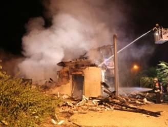 Mogelijke brandstichter zwaargewond gevat in Zonhoven