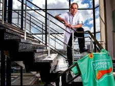 Hoe onderzoek alvleesklierkanker van Feyenoordarts Casper van Eijck moet helpen in strijd tegen corona