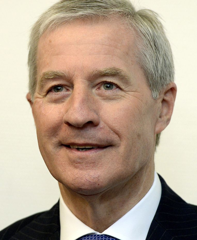 Topman Jürgen Fitschen moest zich vanochtend voor de rechtbank verantwoorden.
