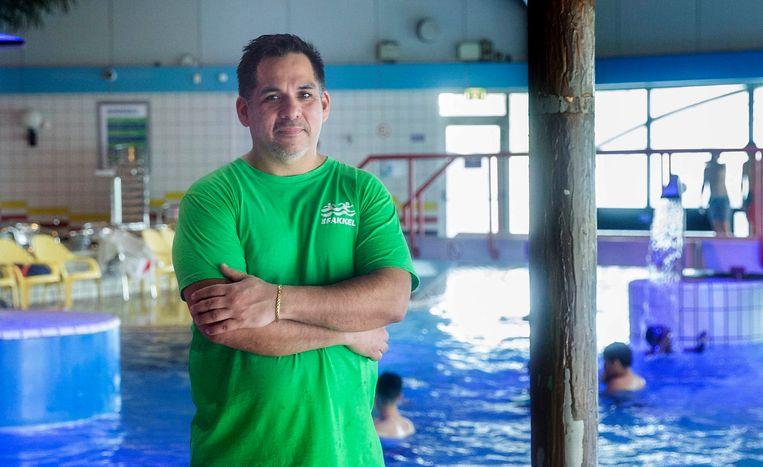 Badmeester José Pacheco: