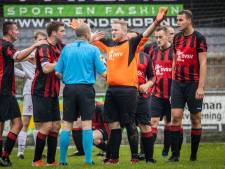 Een derby vol strijd tussen DVSV en Havelte, maar geen winnaar