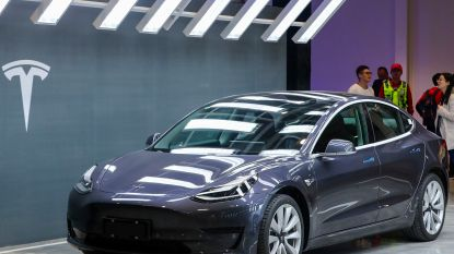 Niemand trekt sneller op dan Tesla