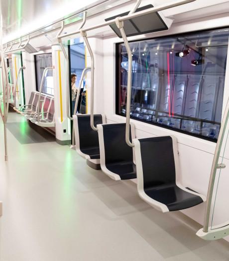 De nieuwe M7: niet meer omvallen als de metro te snel vertrekt