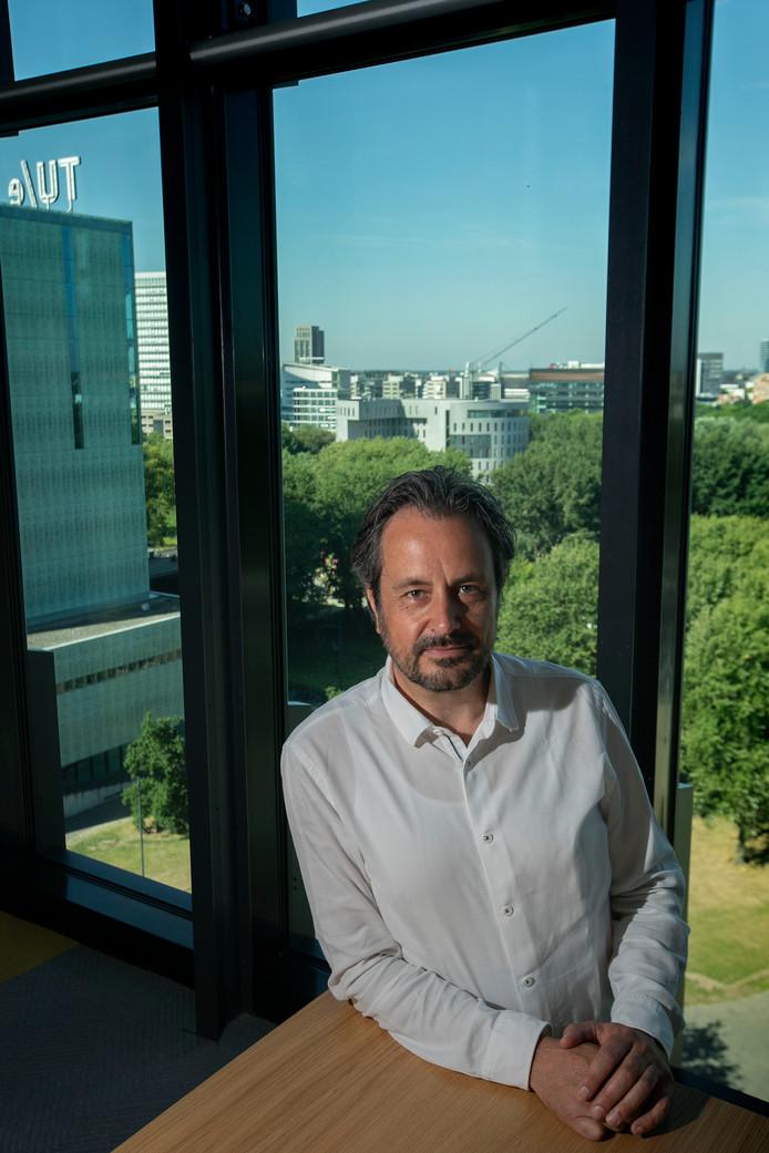 Carlo van de Weijer, directeur Mobiliteit bij de TU/e, gaat het nieuwe AI-instituut leiden.