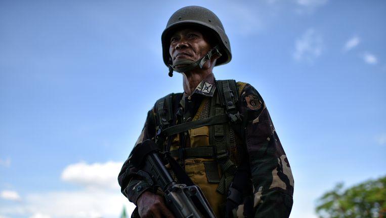Militairen en politieagenten worden ingezet om het verkiezingsgeweld te counteren.