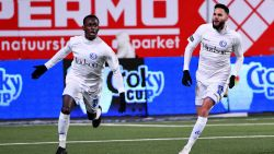 AA Gent is eerste halvefinalist in Croky Cup na eenvoudige zege op Stayen, Dompé absolute uitblinker bij Buffalo's