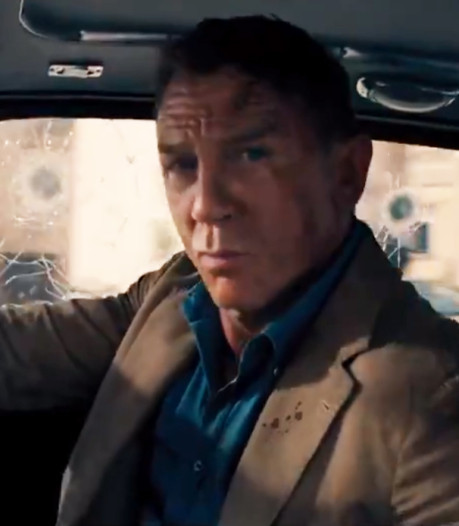 Hij is er: de trailer van James Bonds No Time To Die