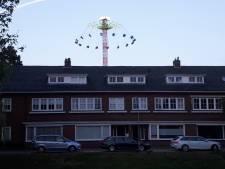 Zweeftoren keert terug op de kermis in Goes