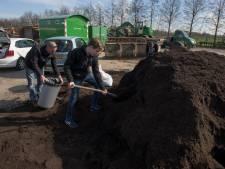 Hier kunnen Rotterdammers een gratis zak compost ophalen