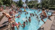Openluchtzwembad van Wielsbeke gaat  morgen open