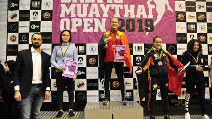 Lauren behaalt goud tijdens Baltic Open