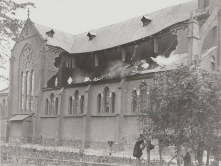 Hoe de kerk in Hoogmade al eerder door een flinke ramp werd getroffen