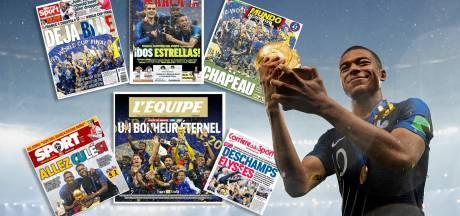 Krantenoverzicht: 'De dag van de glorie is gekomen'