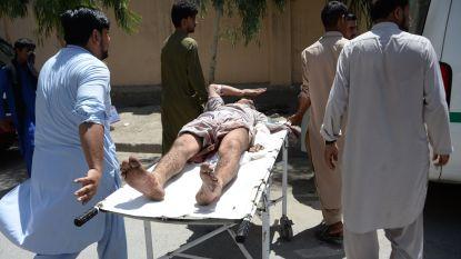 Minstens 35 doden bij aanslag in sjiitische moskee in Afghanistan