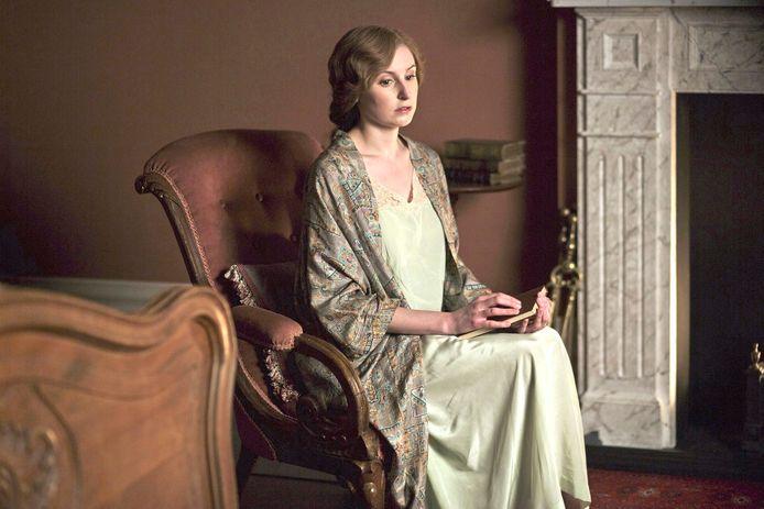 Laura Carmichael (Lady Edith Crawley)