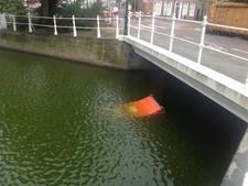 Toilet is weer uit de gracht Middelburg