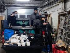"""En six jours, Ali Coskun a investi plus de 3.800 euros pour les SDF: """"Ma plus belle expérience de vie"""""""