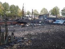Camping Betuwe opgeschrikt door derde brand