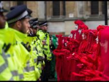 La police britannique sévit contre le mouvement Extinction Rebellion: 800 arrestations en trois jours