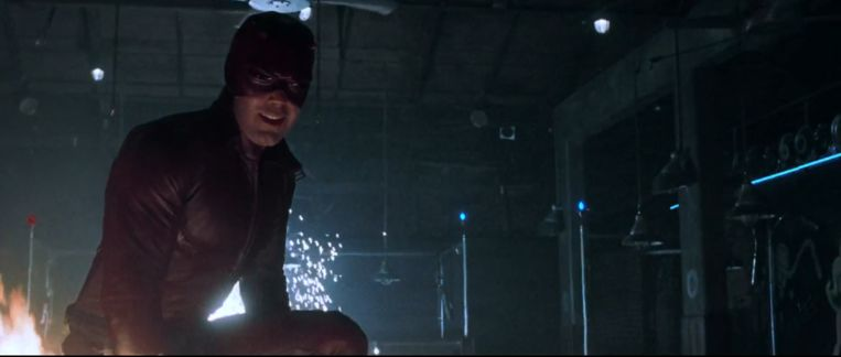 Ben Affleck in Daredevil. Beeld