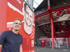 Online supportersavond FC Twente, al 2,5 ton binnen voor onderhoud stadion