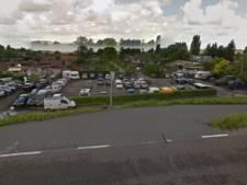 Dijk Moordrecht enige tijd dicht door incident bungalowpark Kleinmoordrecht