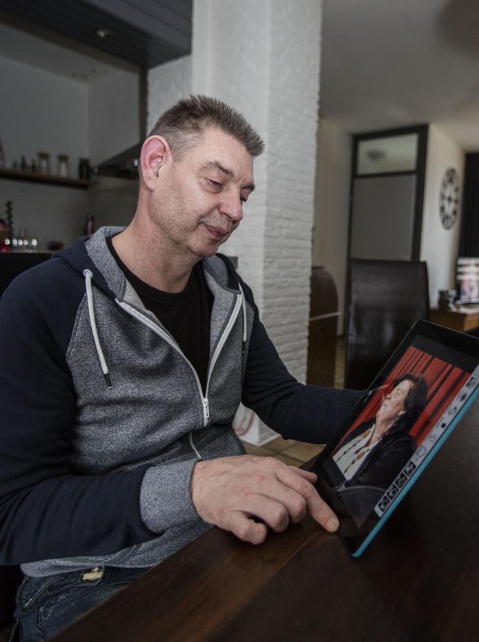 Dirk Kerseboom wil de daders van de brute overval in 2009 tijdens de rechtszaak in de ogen kijken.