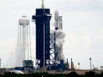 Lancering Falcon-9 draagraket minder dan kwartier voor start afgeblazen