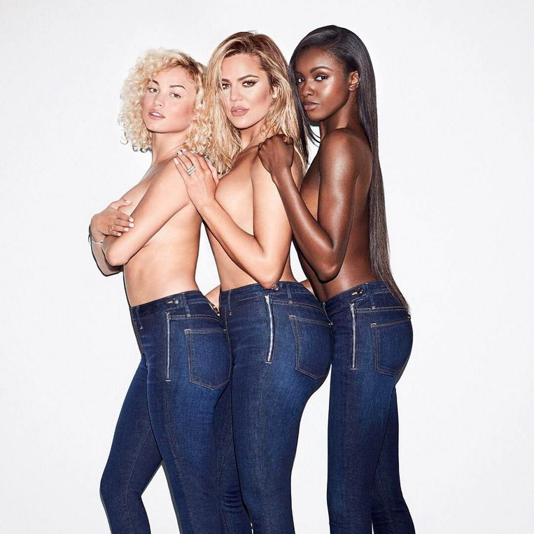 Rose Bertram  rose_bertramSo excited to be a part of the Good Squad! Had fun shooting with these beauties for @goodamerican 😍#GoodSquad @khloekardashian & @leomieanderson