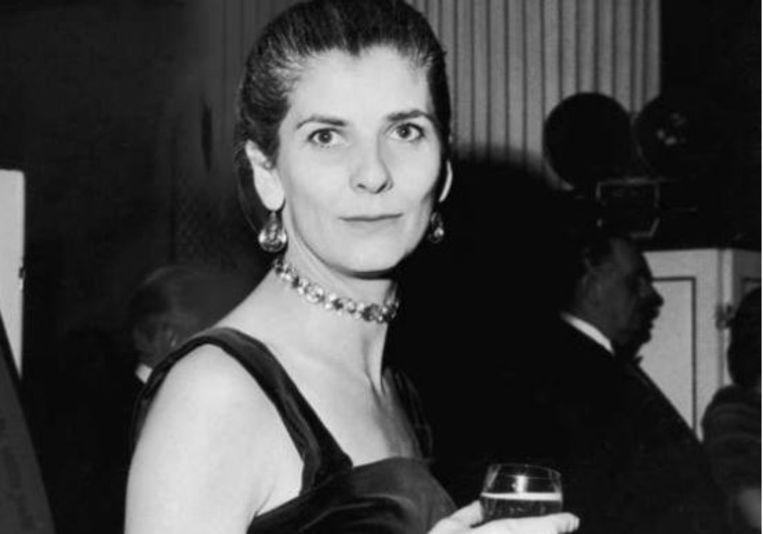 Elizabeth Jane Howard (1962). Beeld Evening Standard, Getty Images
