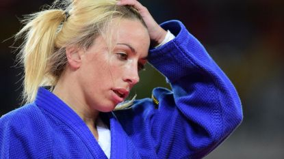 Charline Van Snick grijpt net naast medaille op WK judo na verlies tegen nummer één van de wereld