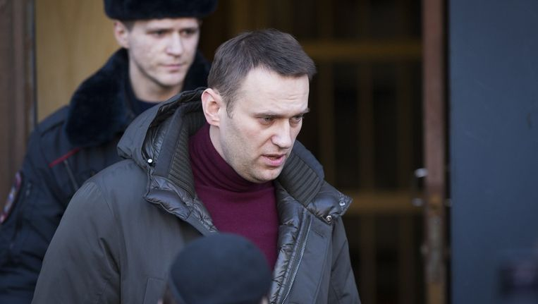 Alexej Navalny Beeld ap