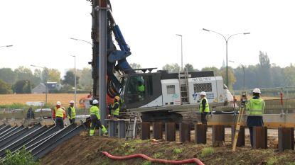 80.000 euro voor realisatie van zuidelijke geluidsberm langs E17 in Harelbeke