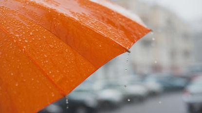 Vandaag wordt een zachte, bij vlagen regenachtige dag