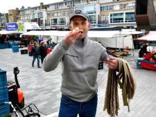 Ritsenman 'Pimmeke' kan zijn jubileum op de weekmarkt niet vieren: 'Zuur!'