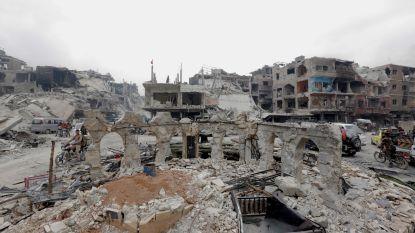 """""""Doden en gewonden"""" bij grote explosie in Damascus"""