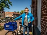 Flessenpost als teken van leven in Mierlo
