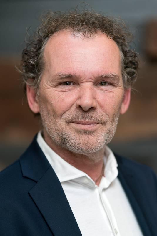 Rein de Laat, directeur van VVV Noordoost-Brabant.