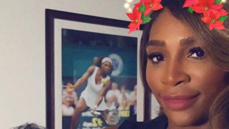 Serena Williams. Beeld