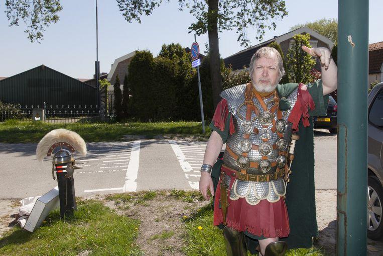 Wim van Broekhoven Beeld Adriaan van der Ploeg