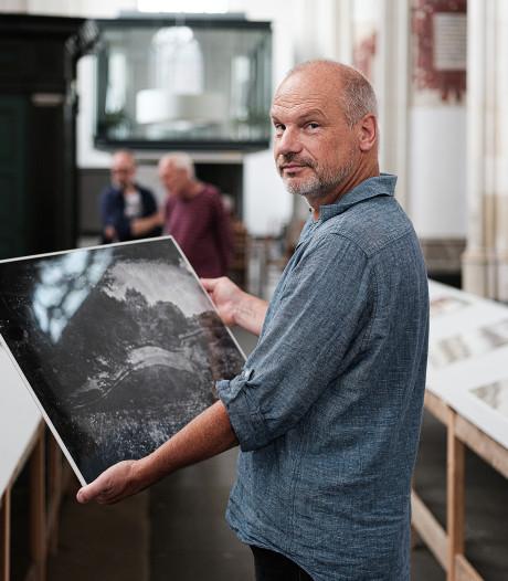 Eeuwenoude techniek trekt bezoekers naar fototentoonstelling Doesburg