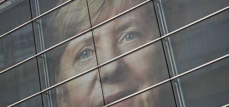 Merkel op naar ronde 4: 'Mijn emoties tellen niet'