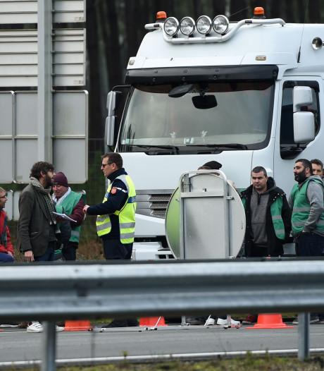 Frankrijk weer plat door protesten